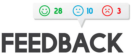 receiving feedback for your customer service is crucial for improvement