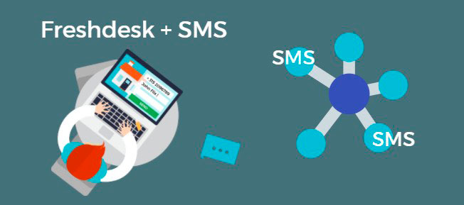SMS integration for Freshdesk™ customer support suite, powered by Apifonica